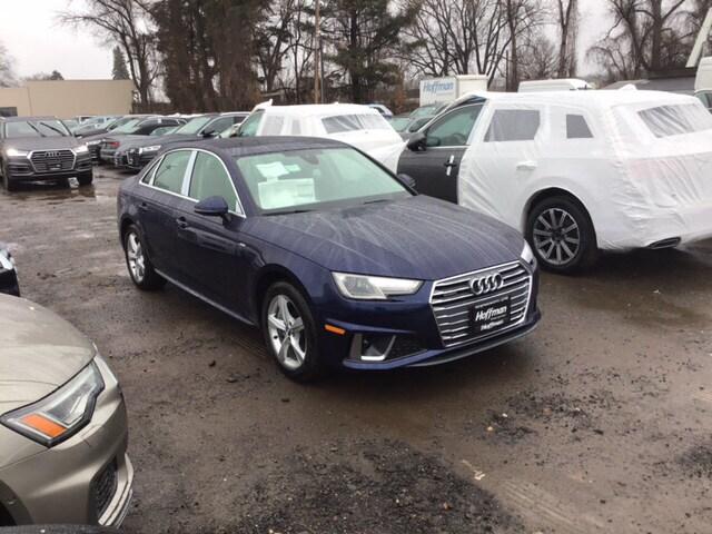 New 2019 Audi A4 2.0T Premium Sedan in East Hartford