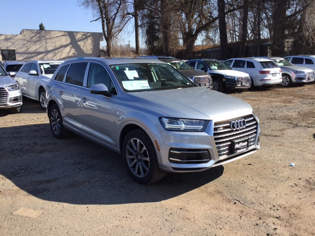 New Audi Q7 Suv For Sale Near Hartford Hoffman Audi In East Hartford