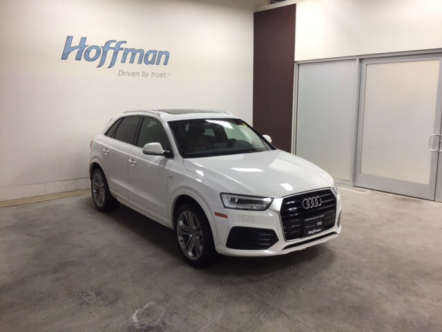 Used 2018 Audi Q3 2.0T Premium Plus SUV in East Hartford