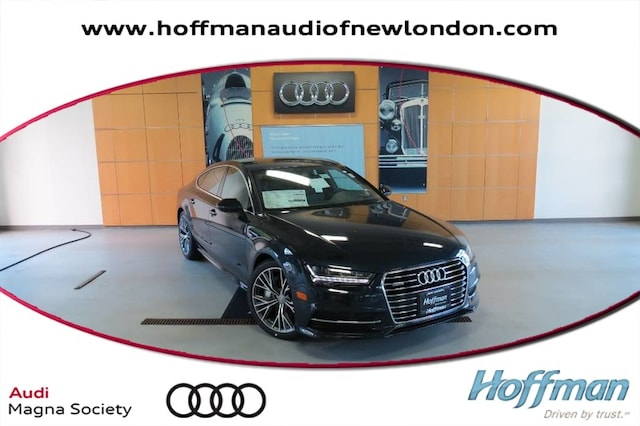 New 2018 Audi A7 3.0T Premium Plus Hatchback in New London