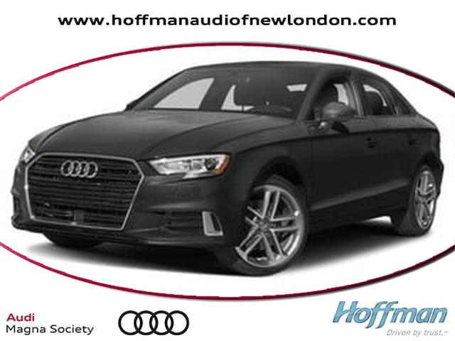 New 2019 Audi A3 2.0T Premium Plus Sedan in New London