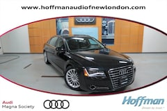 Certified Pre-Owned 2014 Audi A8 L 4.0T Sedan for sale in Hartford, CT