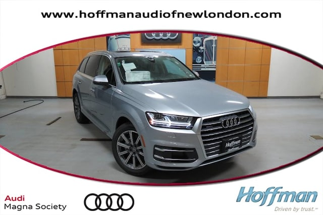 New 2019 Audi Q7 2.0T Premium Plus SUV in New London