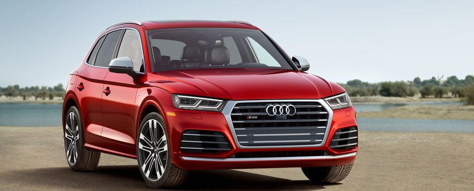 New Audi SQ5 New London