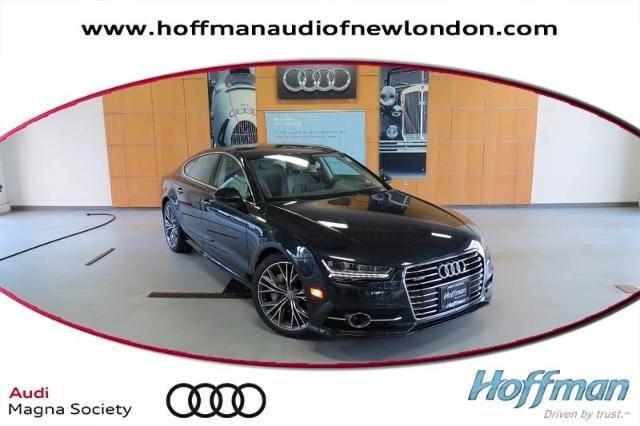 New 2018 Audi A7 3.0T Premium Plus Hatchback in New London