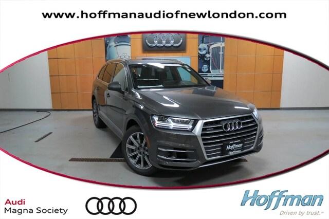 New 2019 Audi Q7 3.0T Premium Plus SUV in New London