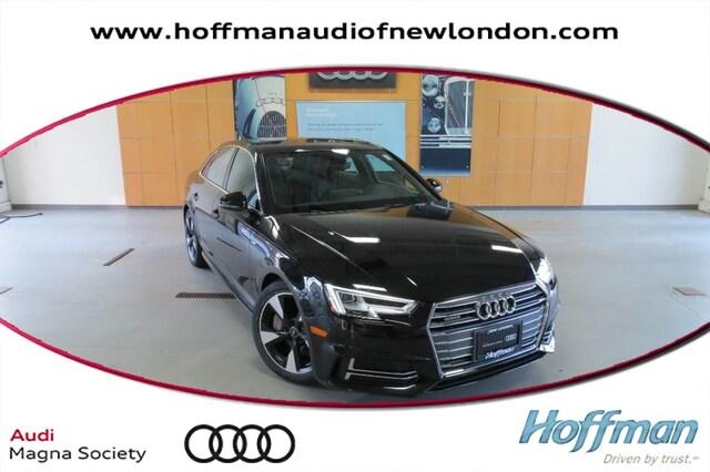 Certified Used 2017 Audi A4 Premium Plus Sedan in New London