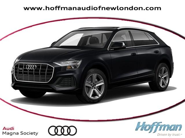 New 2019 Audi Q8 3.0T Premium SUV in New London