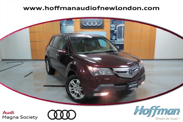 Used 2009 Acura MDX SUV in New London
