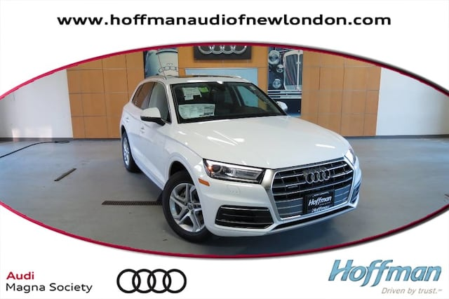 New 2019 Audi Q5 2.0T Premium SUV in New London