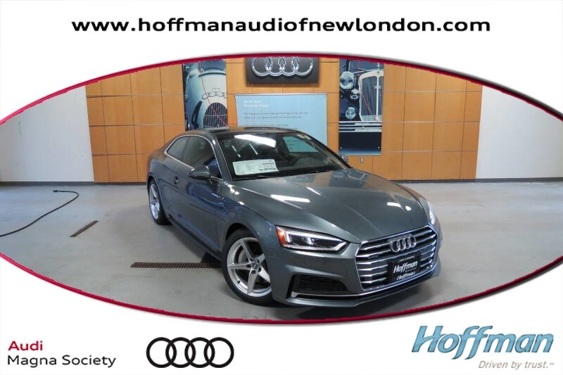 New 2019 Audi A5 2.0T Premium Plus Coupe in New London
