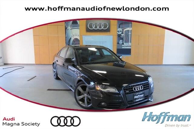 Used 2012 Audi A4 2.0T Prestige Sedan in New London