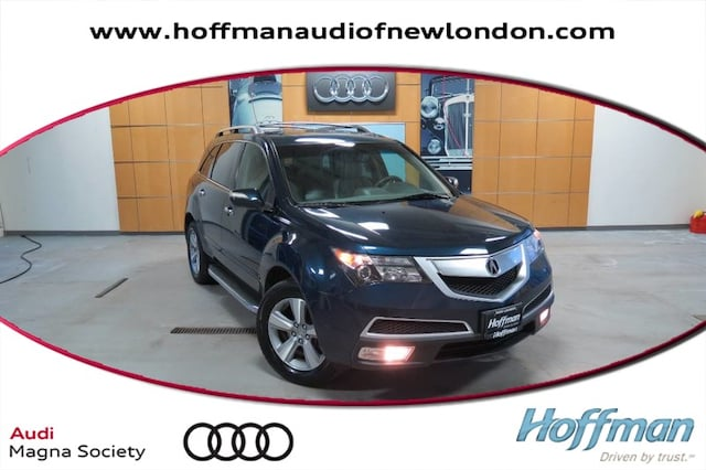 Used 2012 Acura MDX Tech Pkg SUV in New London