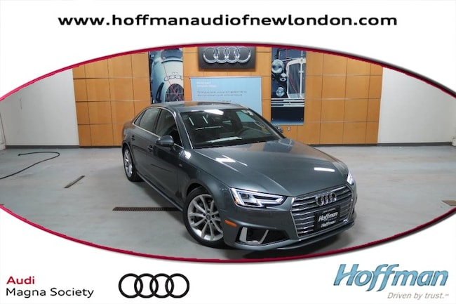 New 2019 Audi A4 For Sale In Ct Wauenaf44ka008135 Serving East