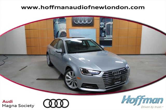 Used 2017 Audi A4 Premium Sedan in New London
