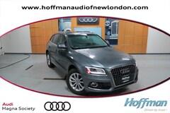 Used 2013 Audi Q5 Premium SUV WA1CFAFP0DA068623 for sale in Hartford, CT