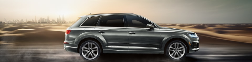 New Audi Q7 in New London