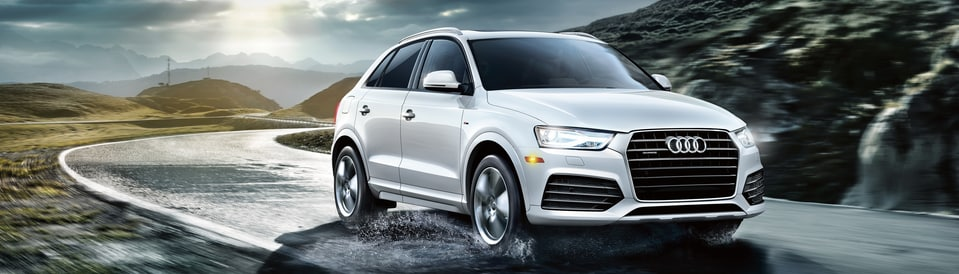New Audi Q SUV For Sale In New London Hoffman Audi Of New London - Audi new london