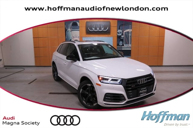 New 2019 Audi SQ5 3.0T Premium Plus SUV in New London