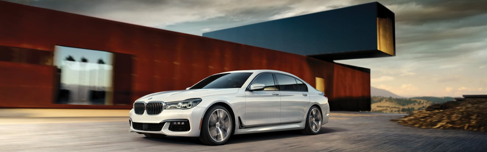 BMW 7 series lease deals Image