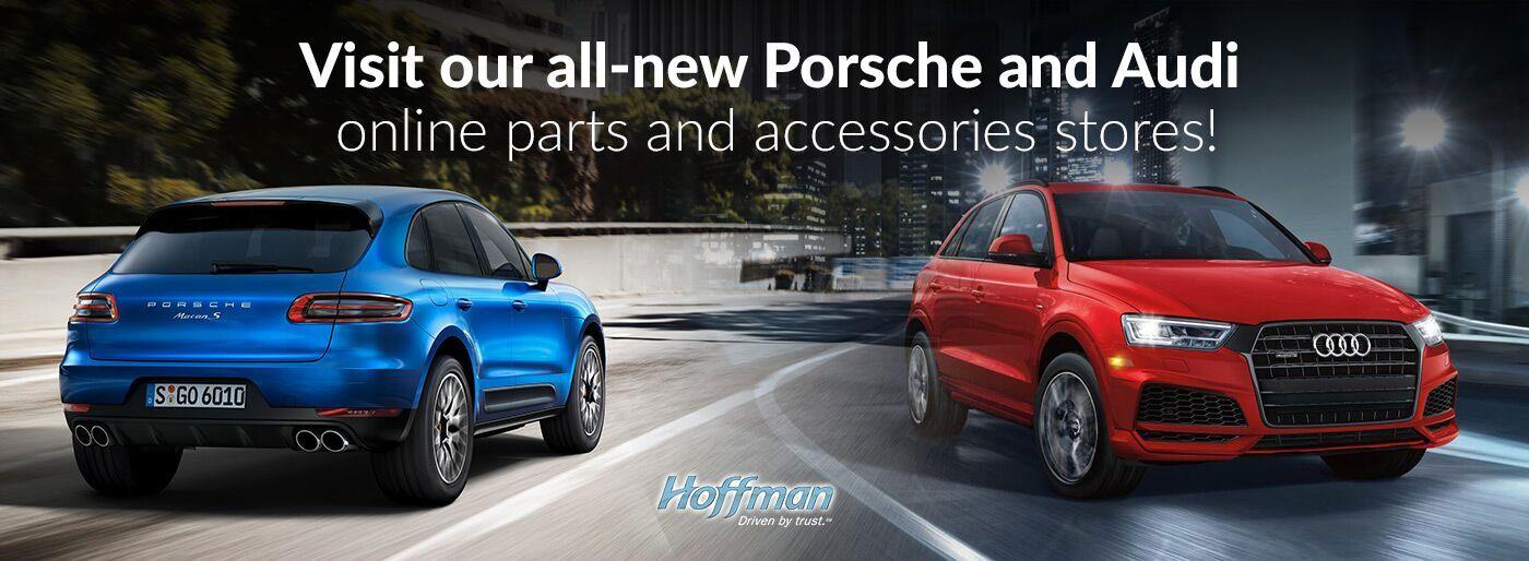 Hoffman Auto Group New Audi Lexus Porsche Ford Toyota BMW - Audi parts online