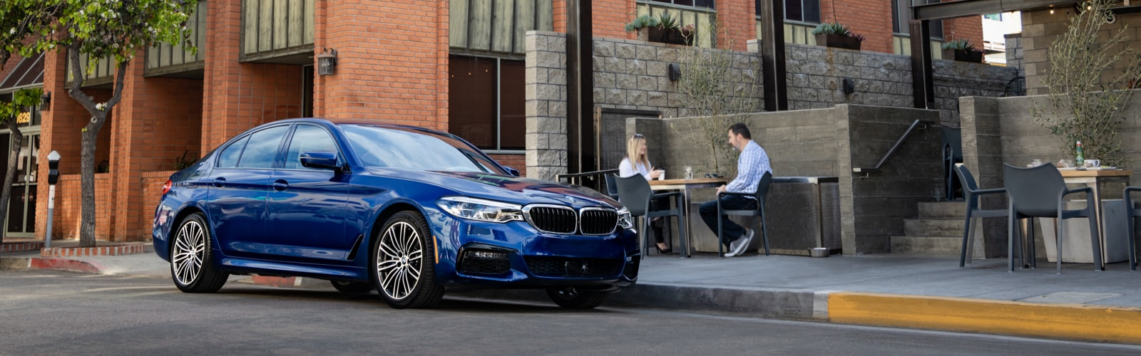 BMW 5 series lease deals Image