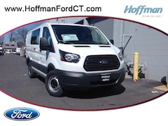 2018 Ford Transit-250 Base w/60/40 Pass-Side Cargo Doors Van 1FTYR1ZGXJKA22446