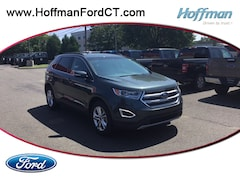 Certified Pre-Owned 2015 Ford Edge SEL SUV 2FMTK4J96FBB69471 for sale in East Hartford, CT