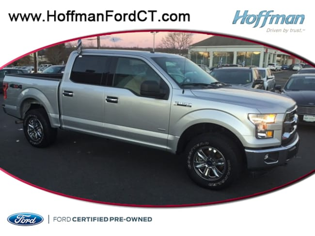 Certified Pre-Owned 2017 Ford F-150 XLT Truck For Sale in East Hartford, CT