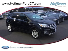 Certified Pre-Owned 2017 Ford Escape SE SUV for sale in Hartford, CT