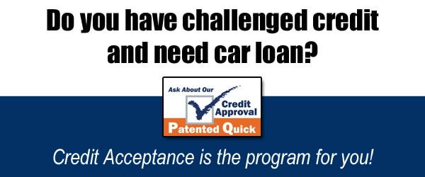 Credit Acceptance At Hoffman Ford In East Hartford Auto Financing