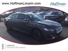 Used 2017 Lincoln Continental Reserve Sedan in East Hartford, CT