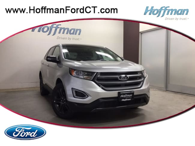 New 2018 Ford Edge SEL SUV in greater Hartford