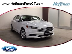 2018 Ford Fusion SE Sedan 3FA6P0HD6JR209991