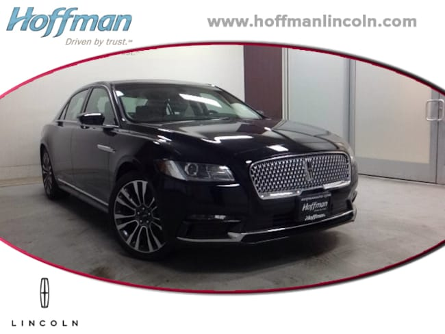 New 2018 Lincoln Continental Select Sedan For Sale in East Hartford, CT