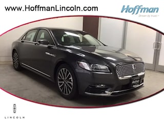 New 2018 Lincoln Continental Select Sedan J5611834 in East Hartford, CT