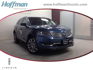 New 2018 Lincoln MKX Reserve SUV JBL20153 in East Hartford, CT