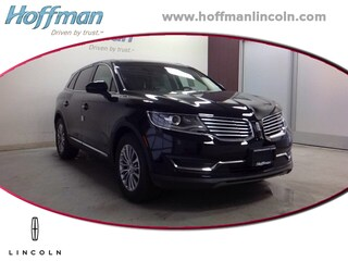 New 2017 Lincoln MKX Select SUV HBL43957 in East Hartford, CT