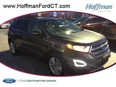 Certified Pre-Owned 2018 Ford Edge SEL SUV for sale in Hartford, CT