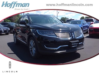 New 2017 Lincoln MKX Reserve SUV HBL34697 in East Hartford, CT