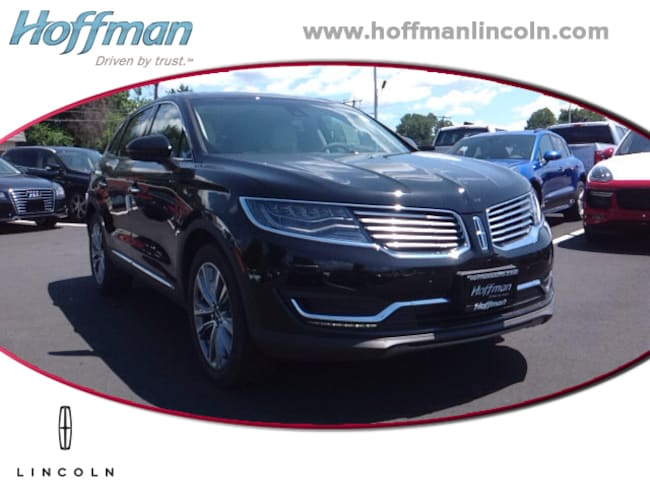 New 2017 Lincoln MKX Reserve SUV For Sale in East Hartford, CT