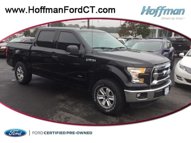 Certified Pre-Owned  2015 Ford F-150 Truck SuperCrew Cab For Sale in East Hartford, CT