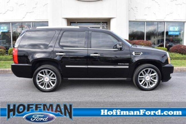 Used 2013 Cadillac Escalade For Sale At Hoffman Ford Vin