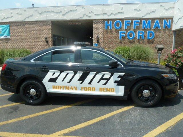Ford Police Interceptor Ford Explorer Utility Costars