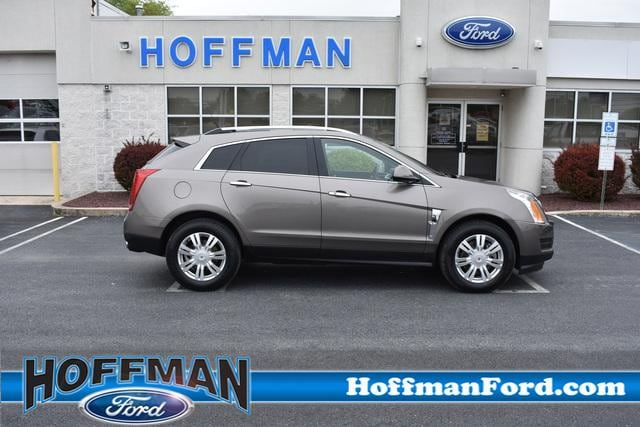 2012 Cadillac SRX AWD 4dr Luxury Collection Sport Utility