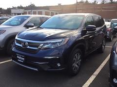 New 2019 Honda Pilot EX-L AWD SUV in West Simsbury
