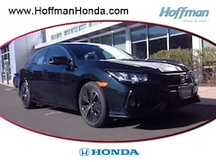 New 2018 Honda Civic EX Hatchback SHHFK7H51JU420946 in West Simsbury