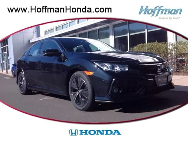 New 2018 Honda Civic EX Hatchback in West Simsbury