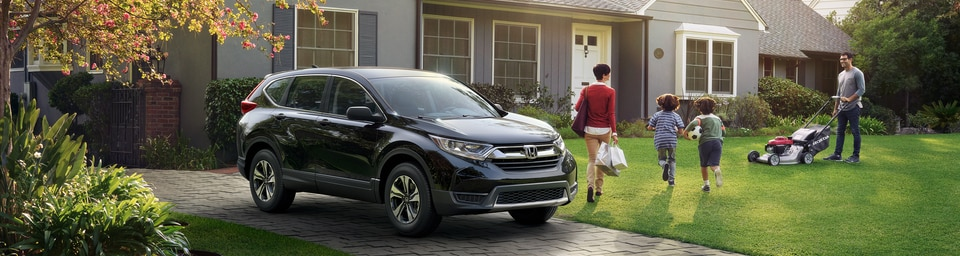 New 2018 Honda CR-V West Simsbury