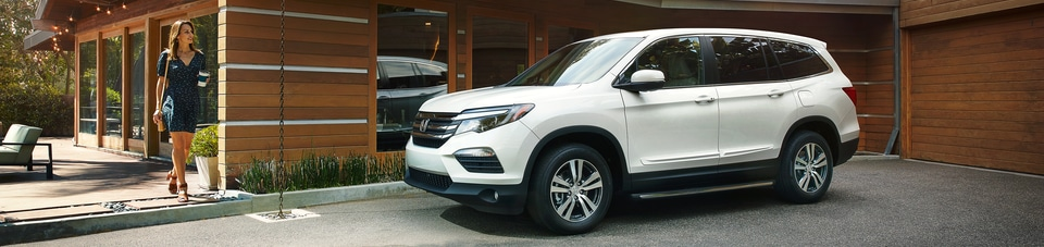 New Honda Pilot West Simsbury
